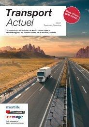 Transport Aktuell Septembre 2021 FR