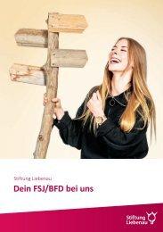 Dein FSJ/BFD bei uns