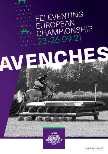 FEI Eventing European Championship 2021