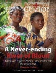 October 2021 Persecution Magazine