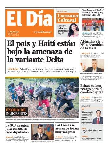 Edición impresa 17-09-2021