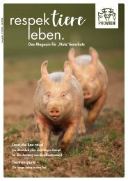 PROVIEH Magazin 02/2020