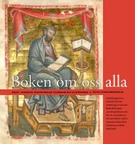 Boken om oss alla – Digital bibelutställning