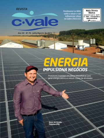 Revista C.Vale Julho/Agosto de 2021