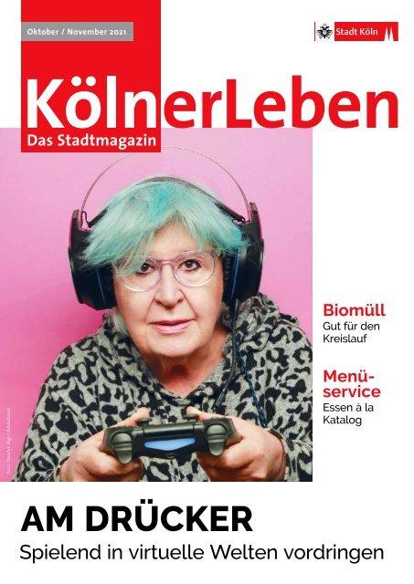 KölnerLeben Oktober/November 2021