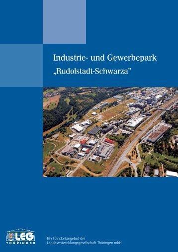 Industrie- und Gewerbepark Rudolstadt-Schwarza