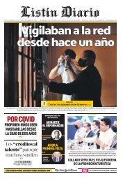 Listín Diario 18-09-2021
