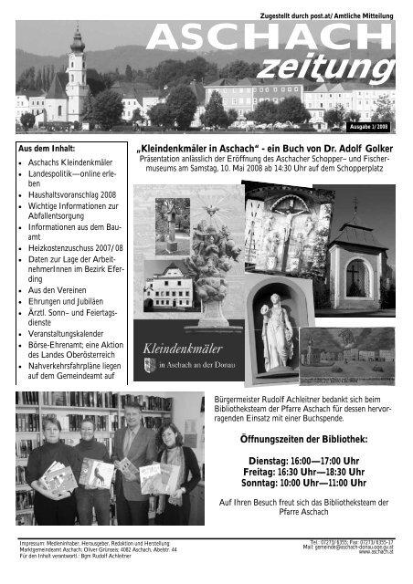 Kurse fr singles in aschach an der donau - Hietzing single freizeittreff