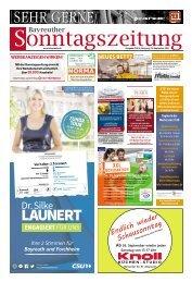 2021-09-21 Bayreuther Sonntatgszeitung