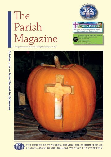 The Parish Magazine October 2021