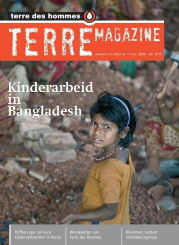 Kinderarbeid in Bangladesh - Irewoc