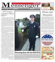 Westside Messenger - September 19th, 2021