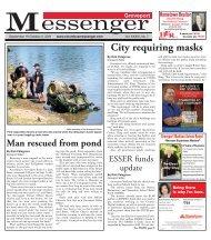 Groveport Messenger - September 19th, 2021