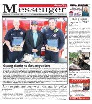 Grove City Messenger - September 19th, 2021