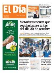 Edición impresa 21-09-2021