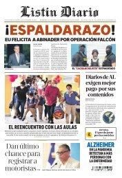 Listín Diario 21-09-2021