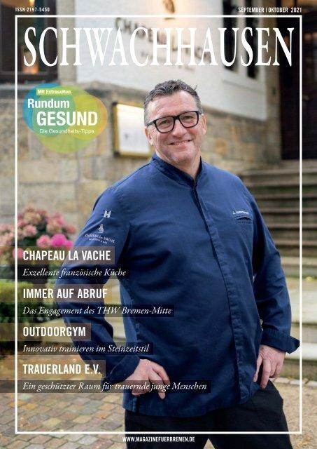 SCHWACHHAUSEN Magazin | September-Oktober 2021