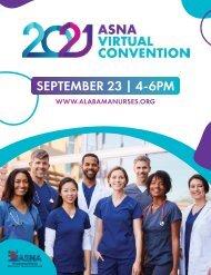 2021 Alabama State Nurses Association Annual Convention