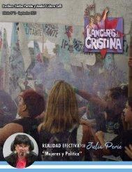 Lanceras de Cristina | Edición Nro. 5 - Septiembre 2021