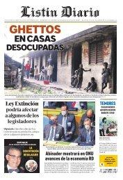 Listín Diario 22-09-2021
