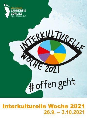 Interkulturelle Woche 26.9. – 3.10.2021
