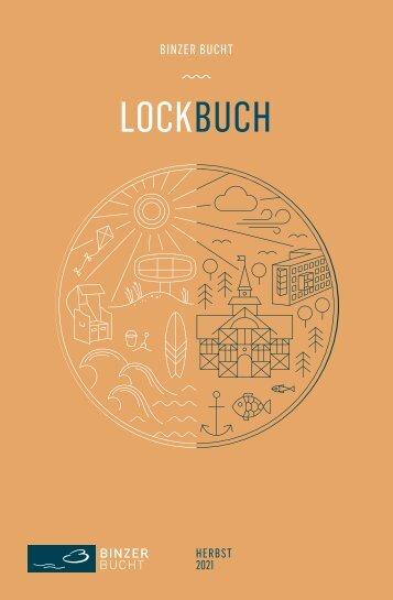 Binzer Bucht Lockbuch Herbst 2021