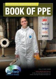 Unitech Book of PPE Catalogue 2021-2022