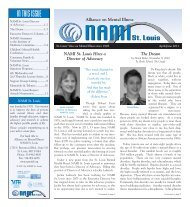 June 2011 Newsletter - NAMI