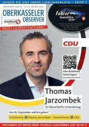 Oberkassel Observer 09/2021