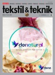 Tekstil Teknik Dergisi  Eylül 2021