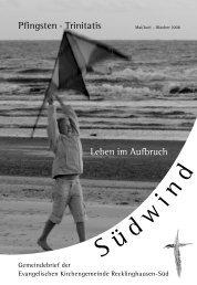 S dwind_07_2008 - Evangelische Kirchengemeinde ...