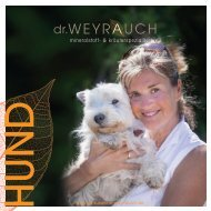 Dr Weyrauch Katalog Hund-06-2021