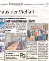März - Stiftung Eben-Ezer