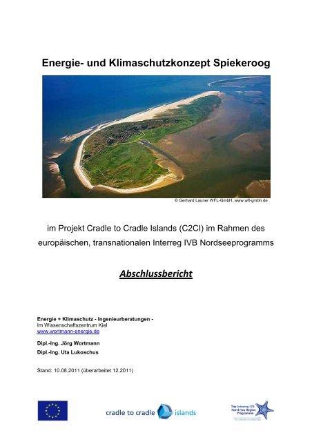 Energie- und Klimaschutzkonzept Spiekeroog