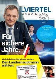 Mühlviertel Magazin Oktober 2021