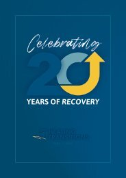 Healing Transitions 20th Anniversary Publication