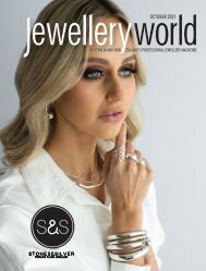 Jewellery World Magazine - October 2021