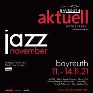 Bayreuth Aktuell Oktober 2021