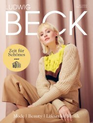 Ludwig Beck Magazin 02/2021