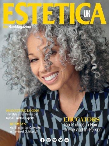 Estetica Magazine UK (3/2021)