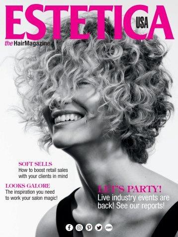 ESTETICA Magazine USA (3/2021)