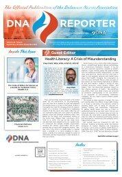DNA Reporter - September 2021