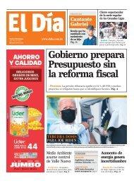 Edición impresa 28-09-2021