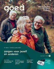 Goed Magazine - 3e editie - herfst/winter 2021
