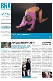 Berner Kulturagenda N°34