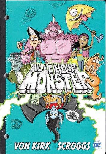 Alle meine Monster_Leseprobe