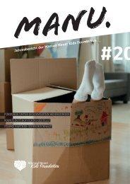MANU. Der Jahresbericht 2020 der Manuel Neuer Kids Foundation