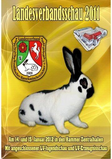 V - Kaninchen - Landesverband Westfälischer