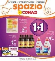Spazio Conad Sassari 2021-09-24
