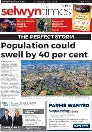 Selwyn Times: September 29, 2021